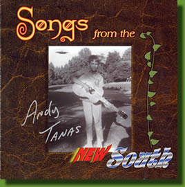 Songs From The New South - Click To Buy!